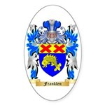 Franklen Sticker (Oval)