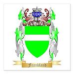 Frankland Square Car Magnet 3