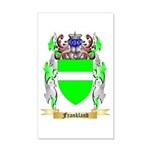 Frankland 20x12 Wall Decal