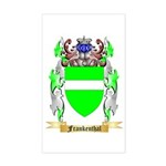 Frankenthal Sticker (Rectangle)