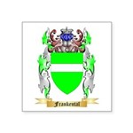 Frankental Square Sticker 3