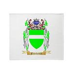 Frankental Throw Blanket