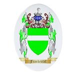 Frankental Ornament (Oval)