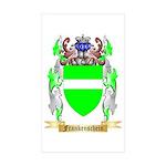 Frankenschein Sticker (Rectangle 50 pk)