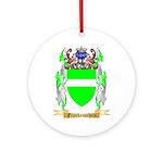 Frankenschein Ornament (Round)