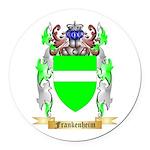 Frankenheim Round Car Magnet