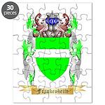 Frankenheim Puzzle