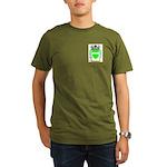 Franken Organic Men's T-Shirt (dark)