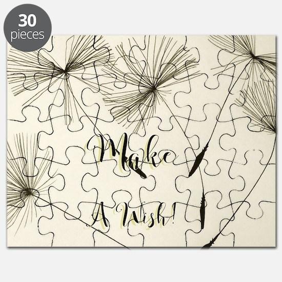 Cute Wish Puzzle