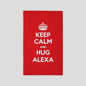 Hug Alexa 3'x5' Area Rug