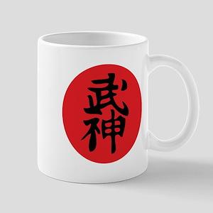 Bujinkan Kanji Mugs