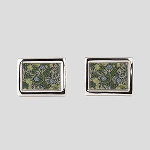 William Morris Seaweed Cufflinks