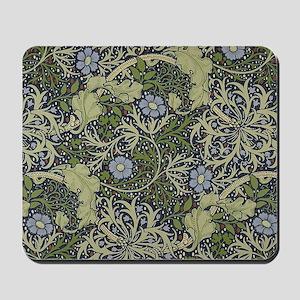 William Morris Seaweed Mousepad