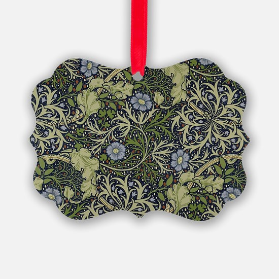 William Morris Seaweed Ornament