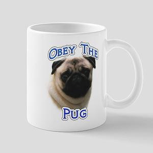 Pug Obey Mug