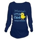 Easter Dark Long Sleeve Maternity T-Shirt