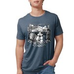 Vancouver Canada Souvenir Mens Tri-blend T-Shirt