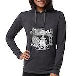 Vancouver Canada Souvenir Womens Hooded Shirt