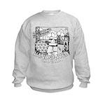 Vancouver Canada Souvenir Kids Sweatshirt