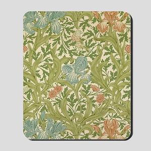 William Morris Iris Mousepad