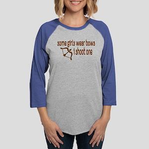 I Shoot Bows Long Sleeve T-Shirt