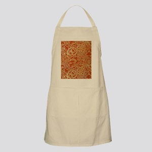William Morris Poppy Design Apron