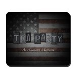 An American Movement Mousepad