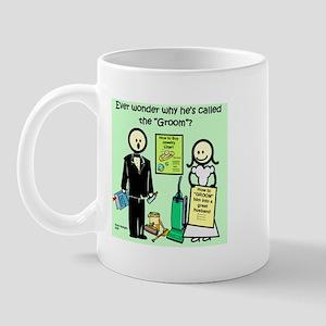 The Groom Mug