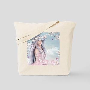 Fairytale Girl Tote Bag
