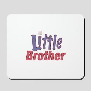 Little Brother (Baseball) Mousepad