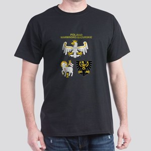 Warminsko mazurskie Dark T-Shirt