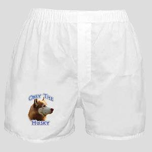 Husky Obey Boxer Shorts