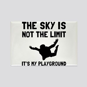 Skydive Playground Magnets