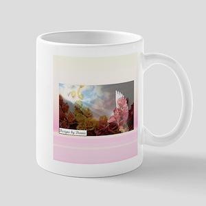 Pink Dove Mugs