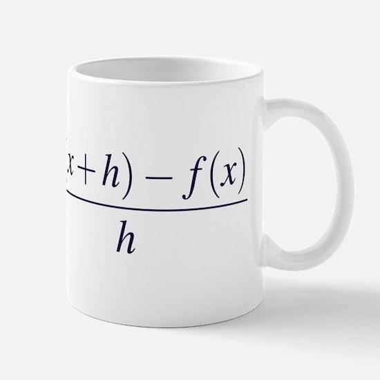 Derivative Definition Mug