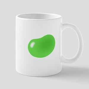 bigger jellybean green Mug