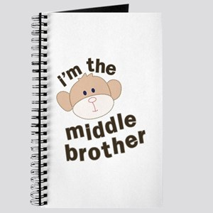 middle brother monkey Journal