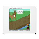 Deer Pressure Mousepad