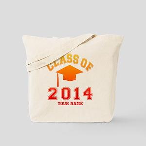 Class Of 2014 Graduation Tote Bag