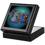 Vancouver Canada Souvenir Keepsake Box