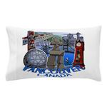 Vancouver Canada Souvenir Pillow Case