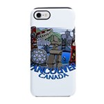 Vancouver Canada Souvenir iPhone 8/7 Tough Case