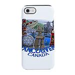 Vancouver Canada Souvenir iPhone 8/7 Tough Case