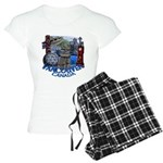 Vancouver Canada Souvenir Women's Light Pajamas