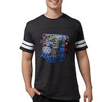 Vancouver Canada Souvenir Mens Football Shirt