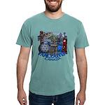 Vancouver Canada Souveni Mens Comfort Colors Shirt