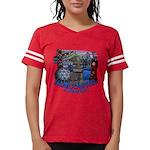 Vancouver Canada Souvenir Womens Football Shirt