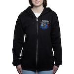 Vancouver Canada Souvenir Women's Zip Hoodie