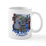 Vancouver Canada Souvenir 11 oz Ceramic Mug