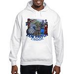 Vancouver Canada Souvenir Hooded Sweatshirt